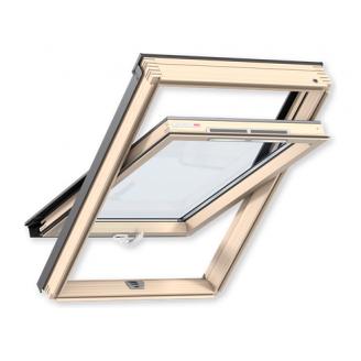Мансардное окно VELUX OPTIMA Комфорт GLR 3073В SR08 деревянное 1140х1400 мм