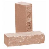 Кирпич облицовочный РуБелЭко Дикий камень полнотелый 250х100х65 мм латте (КСЛА3)