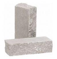 Кирпич облицовочный РуБелЭко Дикий камень полнотелый 230х100х65 мм сталь (КСЛБ1)