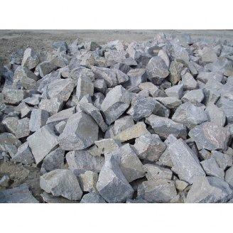Бутовий камінь гранітний 300-500 мм