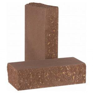Цегла облицювальна РуБелЭко Граніт повнотіла 230х100х65 мм шоколад (КСЛТ5)