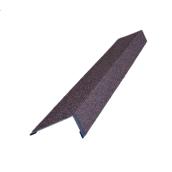 Наличник віконний металевий ТехноНІКОЛЬ Hauberk 4,5 мм теракотовий