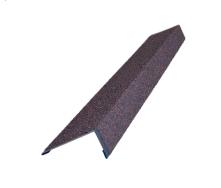Наличник оконный металлический ТехноНИКОЛЬ Hauberk 4,5 мм терракотовый