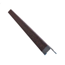 Уголок внешний металлический ТехноНИКОЛЬ Hauberk 4,5 мм обожженный
