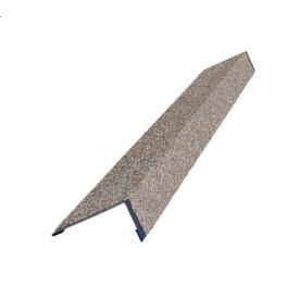 Наличник оконный металлический ТехноНИКОЛЬ Hauberk 4,5 мм песчаный
