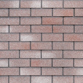 Фасадна плитка ТехноНІКОЛЬ HAUBERK 1000х250х3 мм мармурова цегла