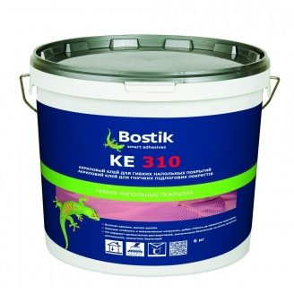 Напольный клей Bostik KE 310 20 кг