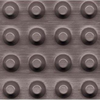 Шіповідний мембрана щільність 400 рулон 2х20м для захисту фундаменту (Польща)