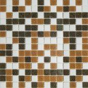 Мозаїка VIVACER GLmix300 для ванної кімнати 32,7x32,7 см