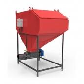 Шнековая система подачи топлива Ретра-3М 200-350 кВт 2,0 м3