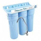 Тройная система очистки воды Наша Вода Родниковая Вода 3