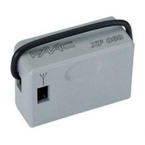 Радіоприймач FAAC XF 868 МГц