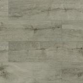 ПВХ плитка LG Hausys Decotile DLW 1201 0,5 мм 920х180х2,5 мм Сріблястий дуб