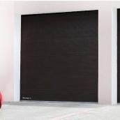 Гаражные секционные ворота DoorHan RSD01 с пружинами растяжения 2750х2390 мм