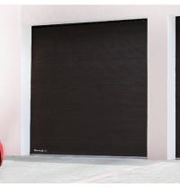 Гаражные секционные ворота DoorHan RSD01 с пружинами растяжения 2750х2115 мм