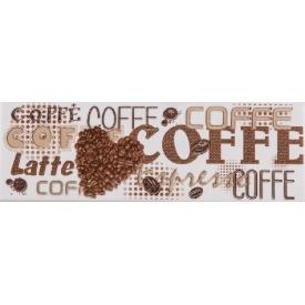 Плитка декоративная АТЕМ Note Coffee 1 B 300x100 мм