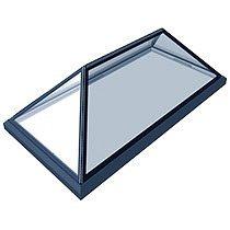 Зенитные фонари, стеклянные крыши