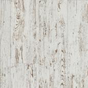 ПВХ плитка LG Hausys Decotile DSW 2361 0,5 мм 920х180х3 мм Сосна пофарбована молочна