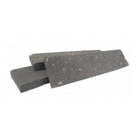 Плитка фасадна РуБелЭко універсальна 250х65х20 мм графіт (ПУ6)