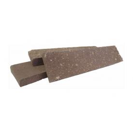 Плитка фасадна РуБелЭко універсальна 250х65х20 мм шоколад (ПУ5)