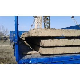 Дорожная плита 3х1,5 м бу