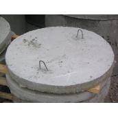Плита днища колодязя ПН 10-1 980 мм
