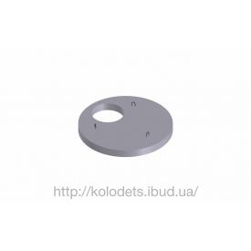 Железобетонная крышка для колодца