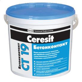 Грунтовка Ceresit CT 19 Бетонконтакт 15 кг