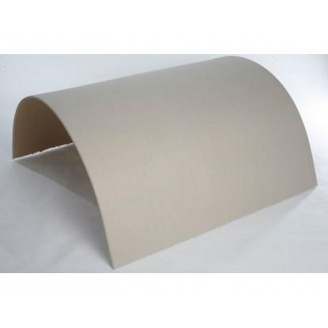 Гіпсокартон гнучкий Knauf 6,5 мм 2,5х1,2 м