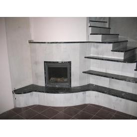 Мраморный камин Stone House