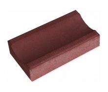 Водосток ЕКО 284х160х60 мм красный