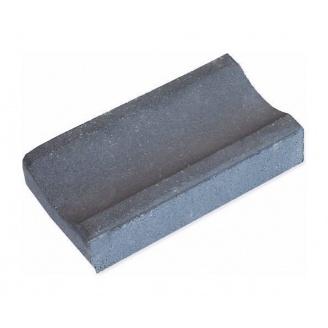 Водосток ЕКО 284х160х60 мм графит