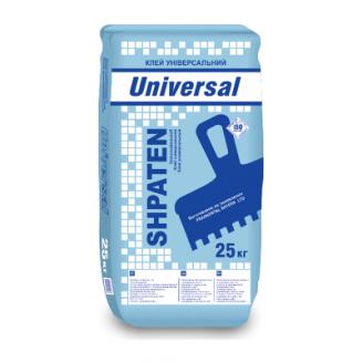 Клеевая смесь Ферозит Shpaten UNIVERSAL 25 кг