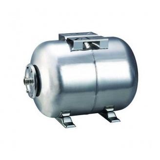 Гидроакамулятор EUROAQVA из нержавеющей стали 24 л