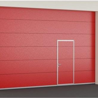 Секційні ворота DoorHan протипожежні 60 мм