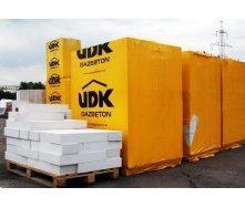 Газоблоки UDK D400 600x200x100 мм