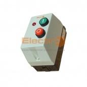Пускатель электромагнитный ElectrO ПМЛк-1 корпус IP54 9 А 220/380 В с индикатором и реле