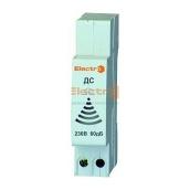 Модульний дзвінок ElectrO ДС на DIN-рейку 10 А 230 В