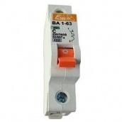 Автоматичний вимикач ElectrO ВА1-63 однополюсний З 2 А 4,5 кА