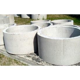 Кольцо для колодца Завод ЖБК КС 10.9 1000х890 мм