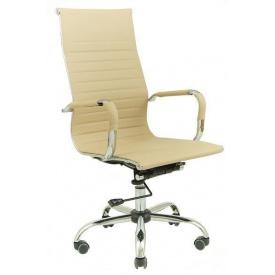 Кресло офисное Richman Бали Флай бежевое 1160х550х640 мм