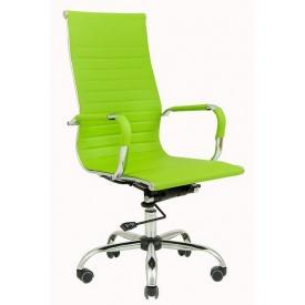 Кресло офисное Richman Бали Флай салатовое 1160х550х640 мм