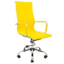 Кресло офисное Richman Бали Флай желтое 1160х550х640 мм
