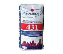 Шпаклівка POLIREM 431 25 кг