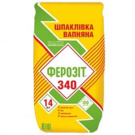 Шпаклевка Ферозит 340 14 кг (4084)