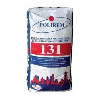 Клейова суміш POLIREM СКс-131 25 кг