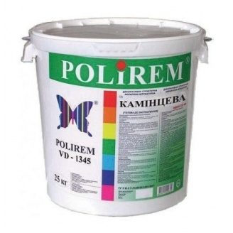 Штукатурка декоративна POLIREM VD-1345 баранець 25 кг