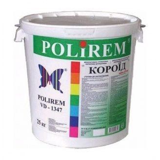 Штукатурка декоративна POLIREM VD-1347 баранець 25 кг