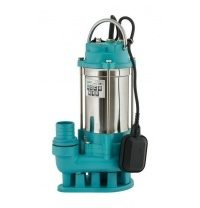 Насос канализационный Aquatica 0,75 кВт 250х155х405 мм