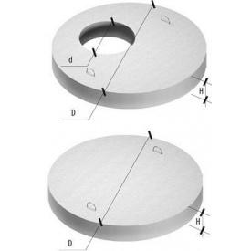 Крышка для колодца 2ПП20-2-1 2250х700х160 мм